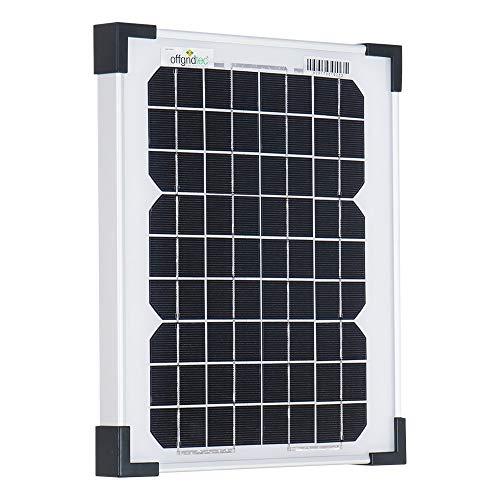 Offgridtec Petit panneau solaire mono 10W
