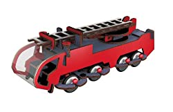 Kids Preferred Buildex Speed Machines Fire Blaster Fire Truck