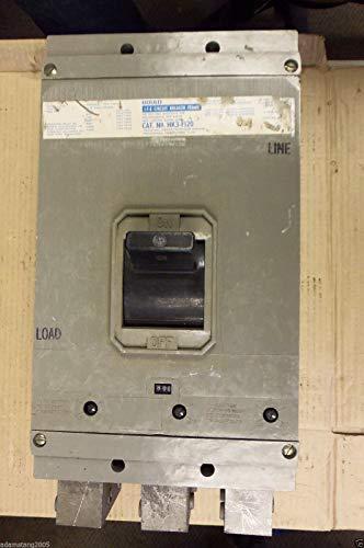 Interruptor de circuito Reacondicionado Siemens ITE HK3F120 3 Pole 1200 A 600 V HK 65 kA@480 V