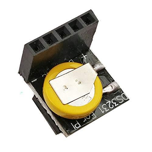 Detectoy DS3231 Iic Module High Precision Clock Module Metal+Plastic Memory Module Real Time 3.3V/5V for Raspberry Pi