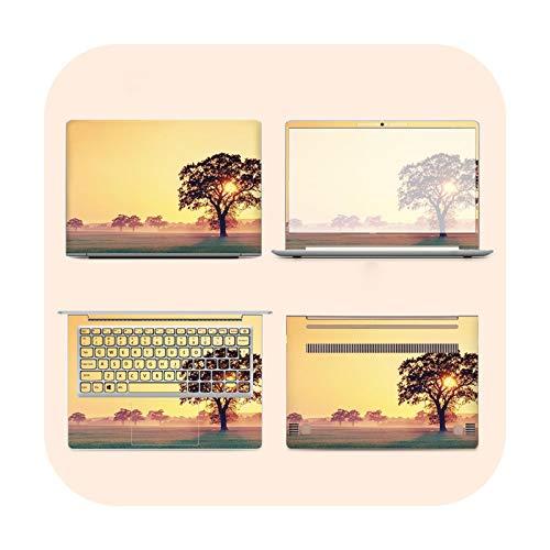 Peach-girl - Adhesivo decorativo para ordenador portátil Lenovo Ideapad 320 14Ikb 310720 L340 15Iwl-Xt-324-Y720 15Ikb
