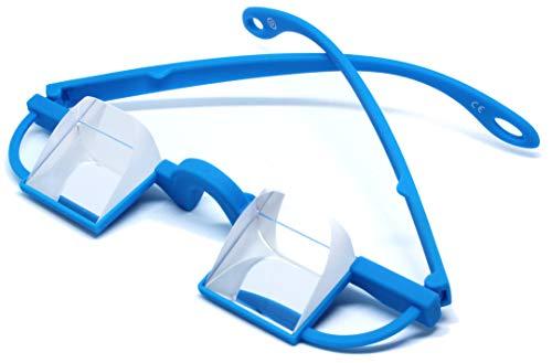 LePirate Belay Glasses for Climbing Model 2 (Blue)