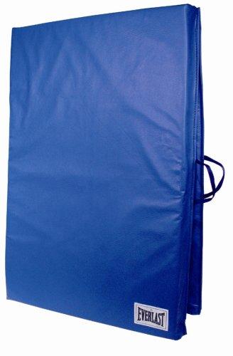 Everlast 8050 Folding Exercise Mat Blue 2x6
