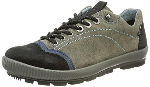 Legero Women's Low-Top Sneakers Hiking Shoe, Ossido 2800, 6.5