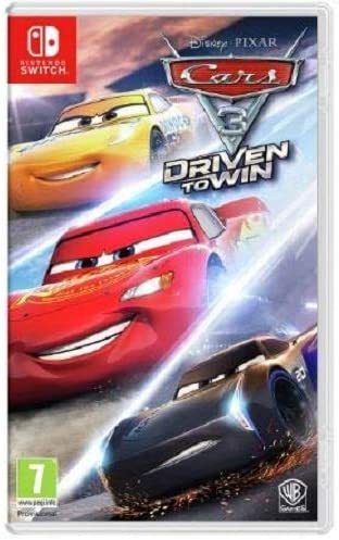 Cars 3 Driven To Win Nintendo Switch Amazon Co Uk Pc Video Games