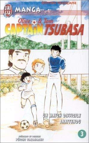 Captain Tsubasa, tome 3 : Un match difficile inattendu