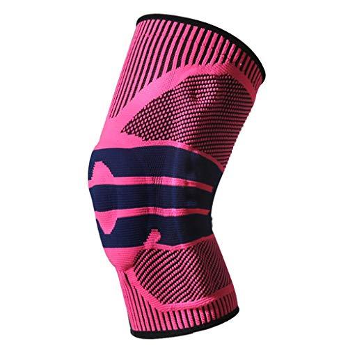 Bescherming kniebeschermers kniebrace sport kniebeschermers loopsport dames dunne snit fitness kniebescherming veiligheid