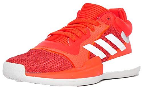 Adidas Marquee Boost Hombre Zapatillas Deportivas Atléticas Rojo/Blanco/Gris 48