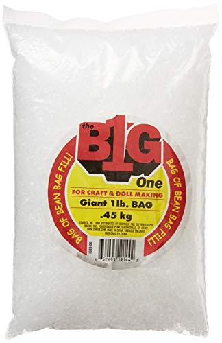 Darice Bean Bag Filler plastica Pellets-16 Once