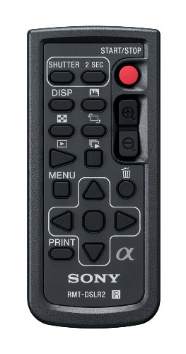 Sony RMTDSLR2 Wireless Remote for Alpha & NEX