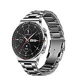 HehiFRlark Petrichori Reloj Inteligente AW11 Reloj de Llamada inalámbrico para Hombres y Mujeres Rastreador de Ejercicios de Toque Completo Reloj Inteligente Reloj Inteligente para Hombres
