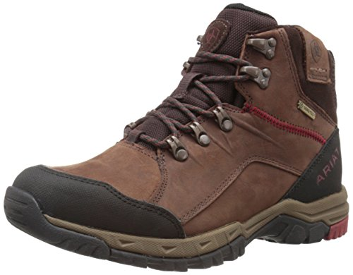 Ariat Heren Skyline Gore-Tex Mid Laarzen Pure Chocolade