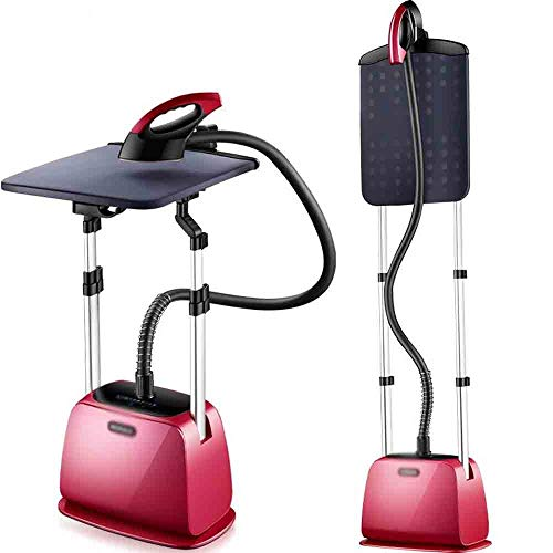 Fantastic Deal! NingNing Hanging Ironing Machine, Household Hanging Ironing Machine Vertical Double ...