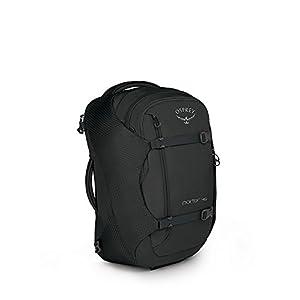 Osprey Porter 46 Travel Backpack Black, One Size