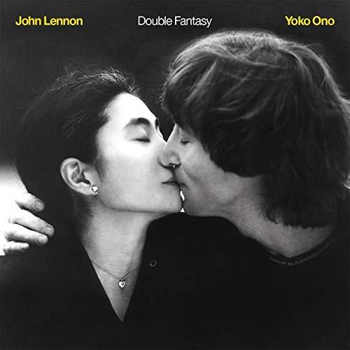 John Lennon Double Fantasy 1980 UK vinyl LP K99131