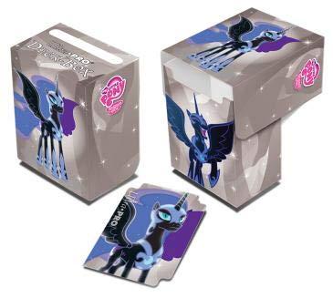 Ultra Pro 84544 - My Little Pony NightmareMoon Cubierta Caja: Amazon.es: Juguetes y juegos