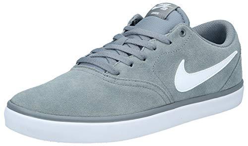 Nike Herren Sb Check Solar Skateboardschuhe, Grau (Cool Grey/White 005), 40.5 EU