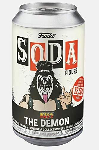 Funko Vinyl Soda: KISS - The Demon w/(GW) Chase Collectible