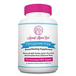 Lactation Supplements -Amazon Affiliate Link - Mommy Knows Best