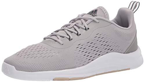 adidas Damen X Cross Trainer, (Grau/Grau/Weiß), 42 EU