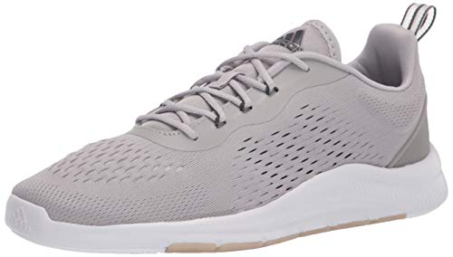 adidas Women's X Cross Trainer, Grey/Grey/White, 10