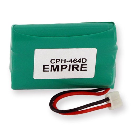 Empire Cordless Phone Battery 1X3AAA/D - 3.6 Volt, Ni-MH 700mAh - Replacement Battery
