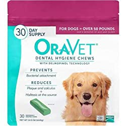 Best Dental Chews and Dog Teeth Cleaning Treats