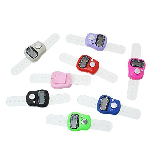 Finger Counter, Reihenzähler, Mengenzähler
