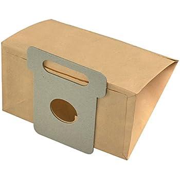 M417K filtro 8 x Bolsas de papel para aspiradora Moulinex Power Star CN 6..: Amazon.es: Hogar