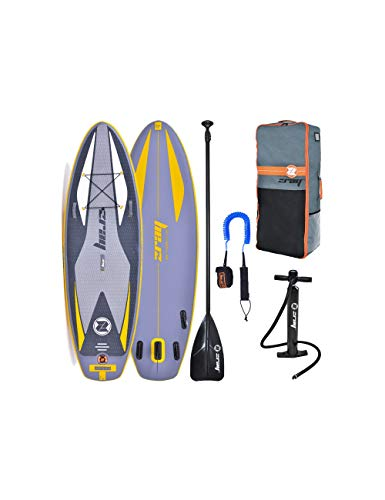 Zray Sup Snapper 9'6'-Stand Up Paddle-Charge Max 135-290 x 91 x 15 cm-Drop Stitch Double Couche...