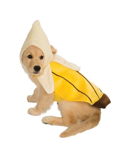 Rubie's Banana Pet Costume, Large