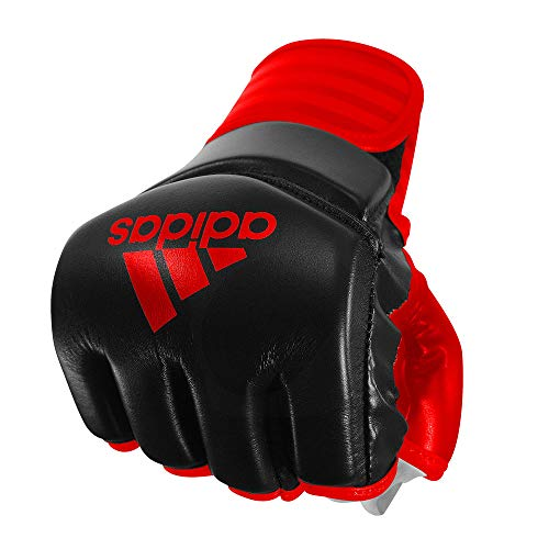 adidas Traditional Grapping Glove Gants pour Homme L Noir/Ro