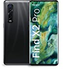 Oppo Find X2 Pro - Smartphone 512GB, 12GB RAM, Single Sim, Ceramic Black [Version Extranjera]