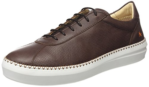 art Herren TIBIDABO Sneakers, Braun (Brown), 44 EU