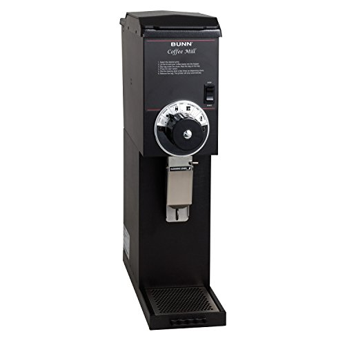 Bunn G3 HD 3 lb Black Bulk Coffee Grinder