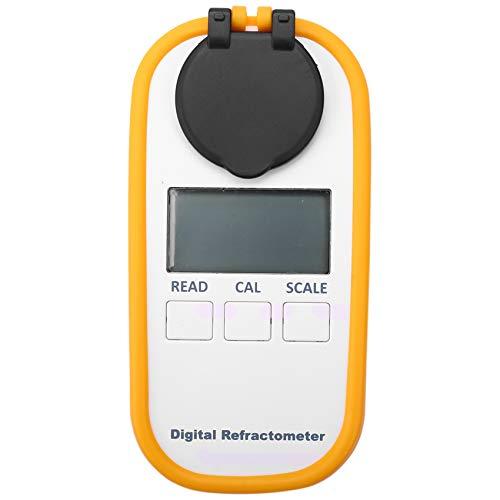 Cobeky 0-30% Brix Kaffee Zucker Messger?T TDS 0-25% Konzentration Refraktometer Digitales Tragbares Elektronisches Refraktometer