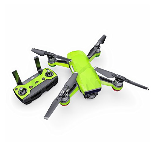 Venom Decal for Drone DJI Spark Kit - Includes Drone Skin, Controller Skin and 1 Battery Skin