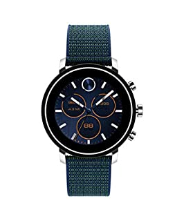 Amazon: Movado Connect 2.0 Unisex   Smartwatch @ 4.60 + Free Shipping