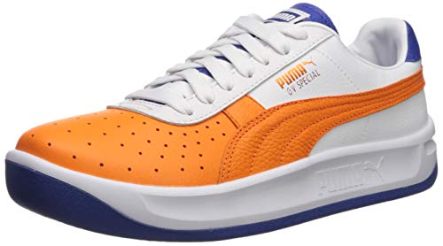 PUMA Herren GV Special Turnschuh, Orange Popsicle White-surf The Web, 42 EU