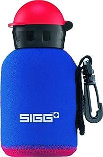 SIGG 7106.4 Neoprene Pouch for 300 ml Kids Water Bottle, Blue