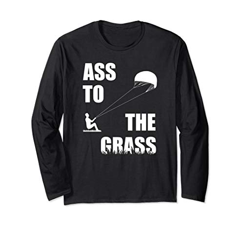 ass to the grass