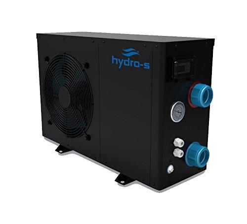 Bevo Wärmepumpe, Hydro-S 8, schwarz, 93 x 35 x 55 cm, 7018519