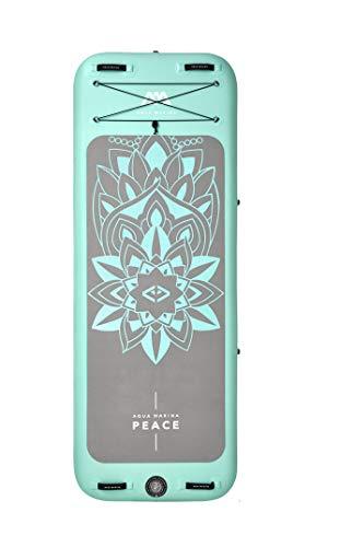 Aquamarina Sup Paix-Yoga Table Adulte Unisexe, Bleu-Gris, UNI