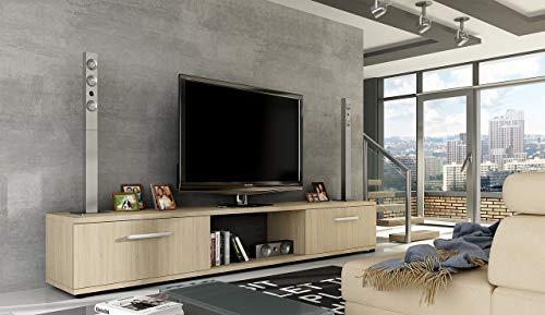 Honeypot - Milano - TV unit - Oak
