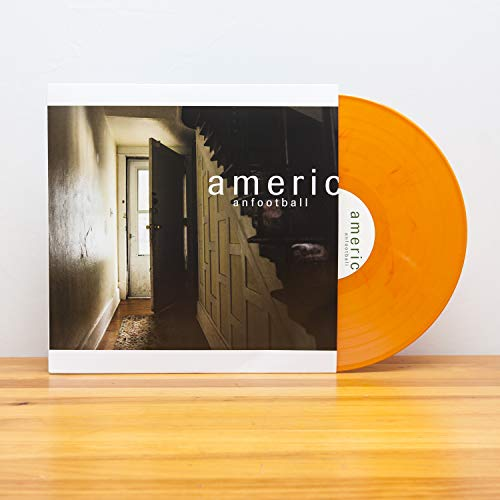 American Football [Orange] [Vinyl LP]