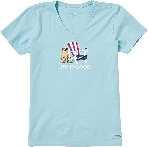 Life Is Good Trituradora de Mujer, Mujer, 65027, Azul Playa, M