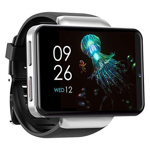 CHMORA ICWRIS Max S Smart Watch 2,4 Pouces 3 Go + 32 Go caméra Frontale avec déverrouillage du Visage Montre de Sport étanche IP67 avec écran de Moniteur de fréquence Cardiaque