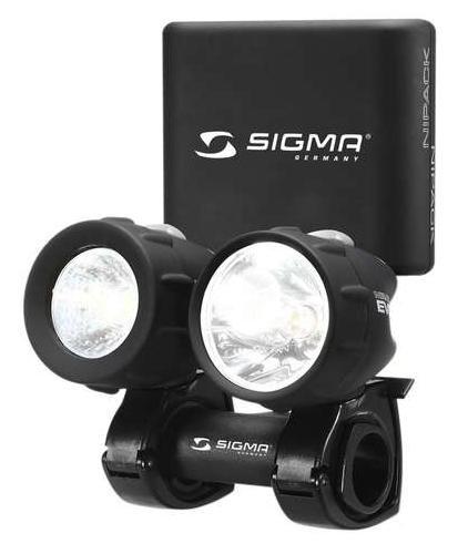 Sigma - Lampes De Vélo Sigma Mirage Evo...