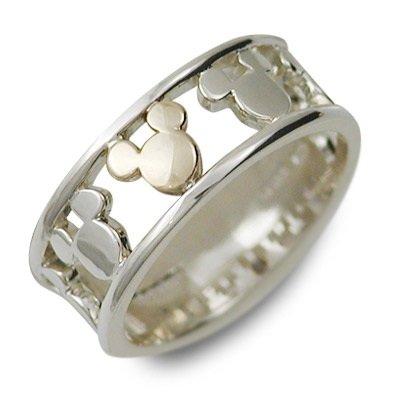 [ディズニー] シルバー リング 指輪 エンゲージリング レディース 11.0号 SG-SH16RG-11
