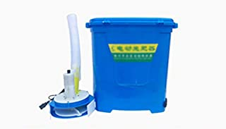 Garden Spreader, Grass Seed Spreader/Fertilizer Spreader/Salt Spreaders/Seed Spreader/Broadcast Spreader, 20l Capacity, fo...